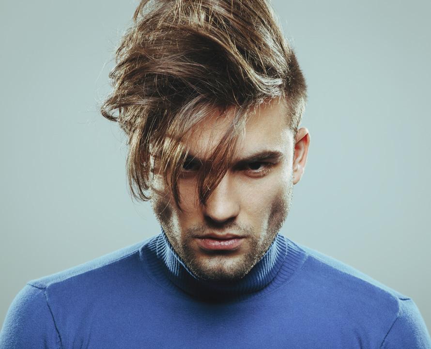 Miglior taglio di capelli per viso tondo uomo