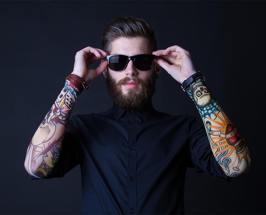 Taglio della barba l 39 italiano parrucchieri - Diversi tipi di barba ...
