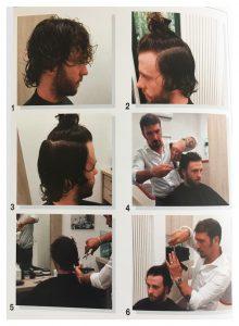 Taglio capelli ricci L'Italiano Parrucchieri Milano