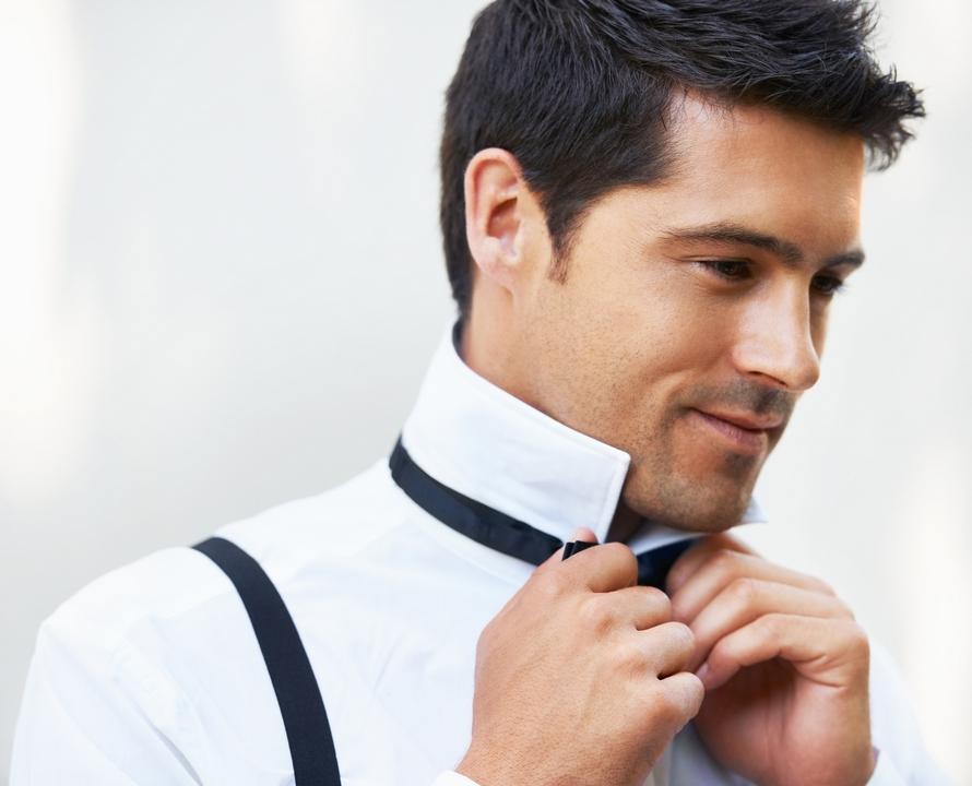 I capelli dello sposo  il look perfetto 285e9b9efdad