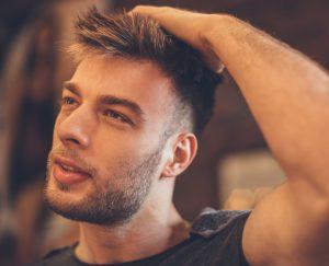 Capelli Crespi Uomo Italiano Parrucchieri
