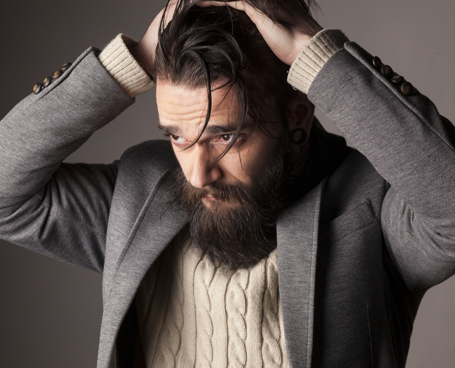 Stiratura Capelli Uomo Italiano Parrucchieri