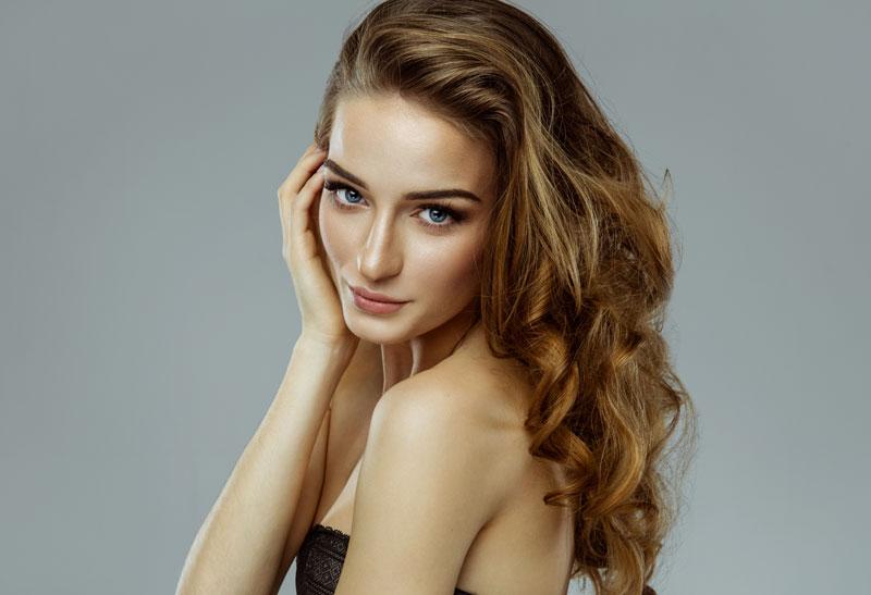bellezza naturale capelli