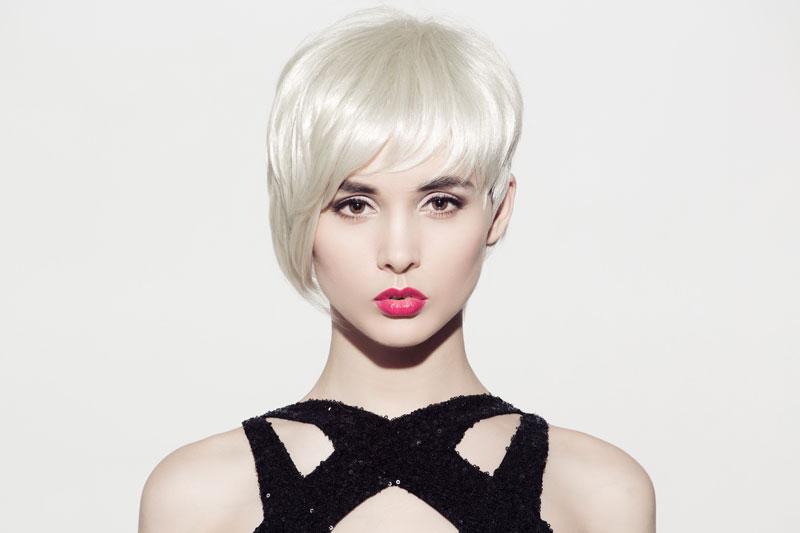 capelli corti donna 2019